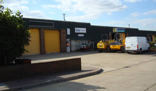 Manford Industrial Estate - Erith
