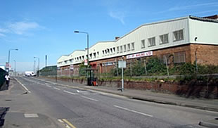 Erith Warehouse To Let