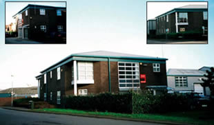 Modern High Tech Business Park - Erith, Kent