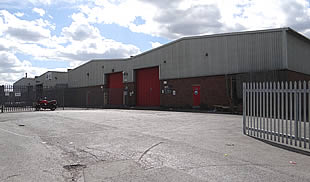 Industrial/Warehouse units TO LET in Erith
