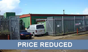 Workshop with Yard FOR SALE -  Darenth Industrial Park