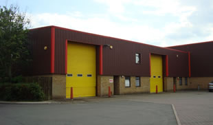 TO LET - Unit 16 Mill Hall Business Estate, Aylesford, Maidstone