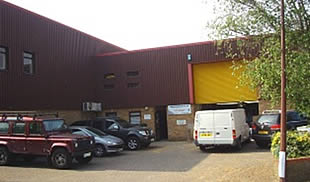 TO LET - Unit 4 Mill Hall Business Estate, Aylesford, Maidstone