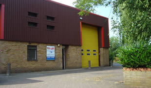 TO LET - Unit 5 Mill Hall Business Estate, Aylesford