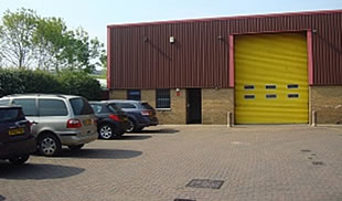 TO LET - Unit 9 Mill Hall Business Estate, Aylesford, Maidstone