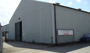 Warehouse and Yard TO LET -  Mulberry Business Park