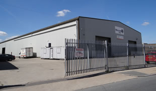 Large Bay Warehouse and Yard TO LET -  Mulberry Business Park