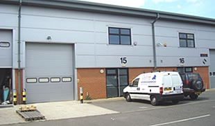 Mulberry Court, Bourne Industrial Park, Crayford, Kent - Warehouse TO LET