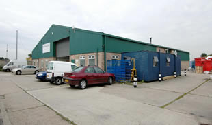 Industrial property investment -  FOR SALE