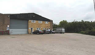 Northfleet Industrial Estate - Warehouse/Yard