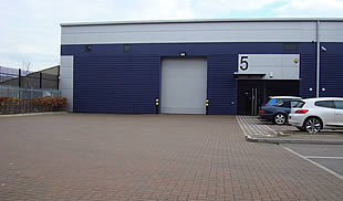 Unit 5, Optima Park - Business Unit TO LET