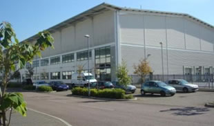 Queen Elizabeth Distribution Centre - Warehouse TO LET