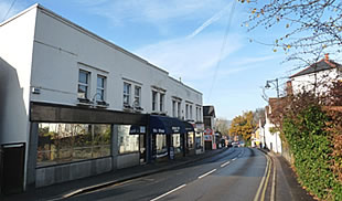St John's Hill, Sevenoaks. Offices/Retail premises FOR SALE