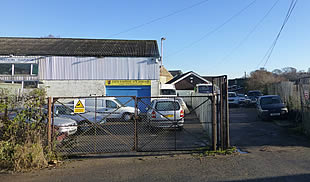 Tower Industrial Estate, Wrotham, Kent