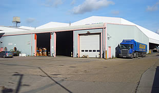 Tower Wharf, Northfleet Warehouse TO LET