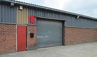 Unit To Let - Victoria Industrial Park, Dartford